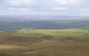View from Ripon Tor over Foales Arrishes