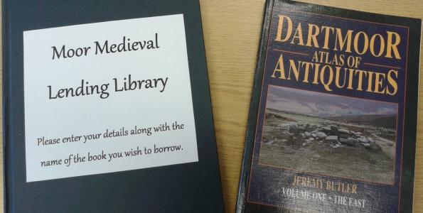 Moor medieval lending library