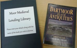 Moor Medieval Lending Library open for business!