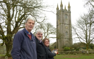 Meeting with Platform One to look at Welcome to Widecombe Project