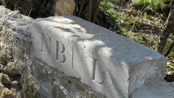 NB Boundary Stone
