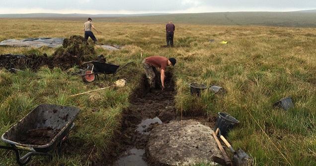Sittaford Excavation